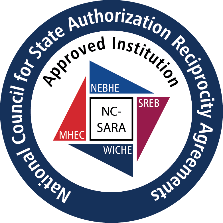 NC-SARA Approved Institution logo