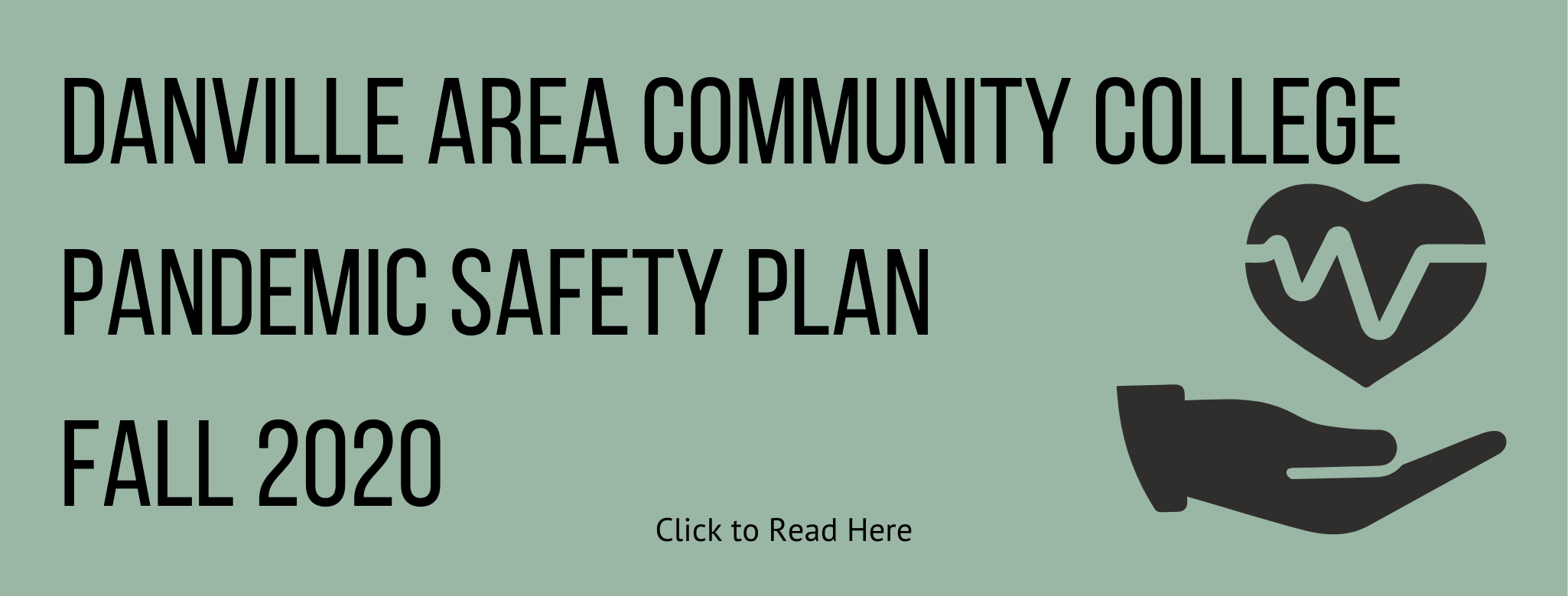 DACC Pandemic Safety Plan Fall 2020